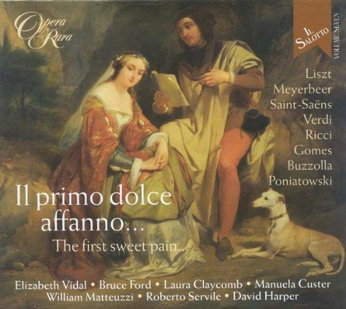 [3 Sonetti di Petrarca, S270/1/R578a (1st version): 3 sonetti di Petrarca, S270/R578a: No. 3. I' vidi in terra angelici costumi (Sonnet No.] (Period Costumes 1830)