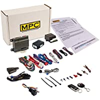 Complete Remote Starter & Keyless Entry Kit Fits Select GM Vehicles [1996-2012]