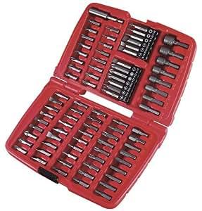 craftsman 9 26535 insert bit set 83 piece screwdriver bit sets. Black Bedroom Furniture Sets. Home Design Ideas