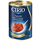 Cirio Tuscan, Diced Tomatoes, 398 Milliliters