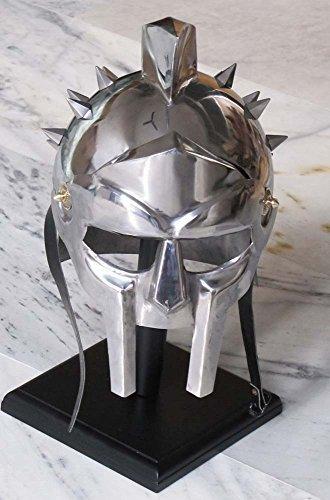 Helmet Gladiator Maximus - Medieval Maximus Decimus Helmet Armour Gladiator Movie Helmet Replica