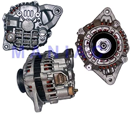 High Output 150 Amp Alternator 1995-1999 Mitsubishi Eclipse 2.0L W/Turbo &