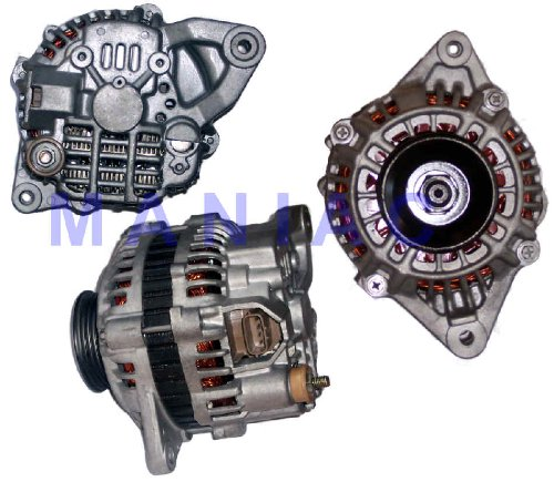 High Output 150 Amp Alternator 1995-1999 Mitsubishi Eclipse 2.0L W/Turbo & Many More...