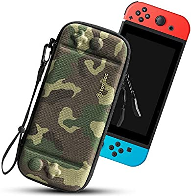 tomtoc Funda Ultra Delgada para Nintendo Switch, Patente Original ...