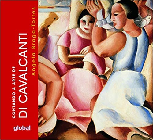 Contando a Arte de Di Cavalcante - Global Editora