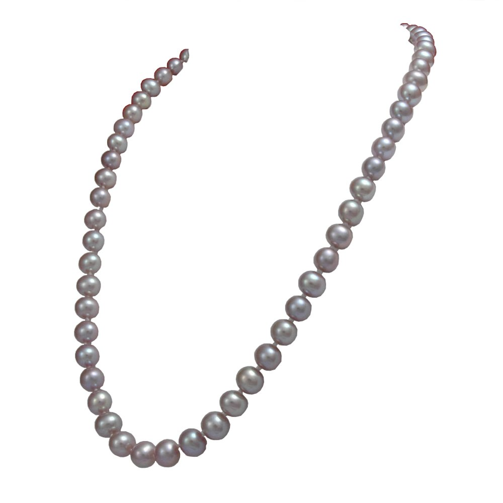 925 Silver Necklaces For Women 4mm Beads Ball Chain Necklace 18 Inch Fashion Jewelry Christmas Gifts Drop Shipping Accept Lustrous Jewelry & Accessories