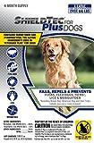 Dog Flea Treatment Collar - ShieldTec (4-pack) (X-LARGE DOG 66+ lbs)