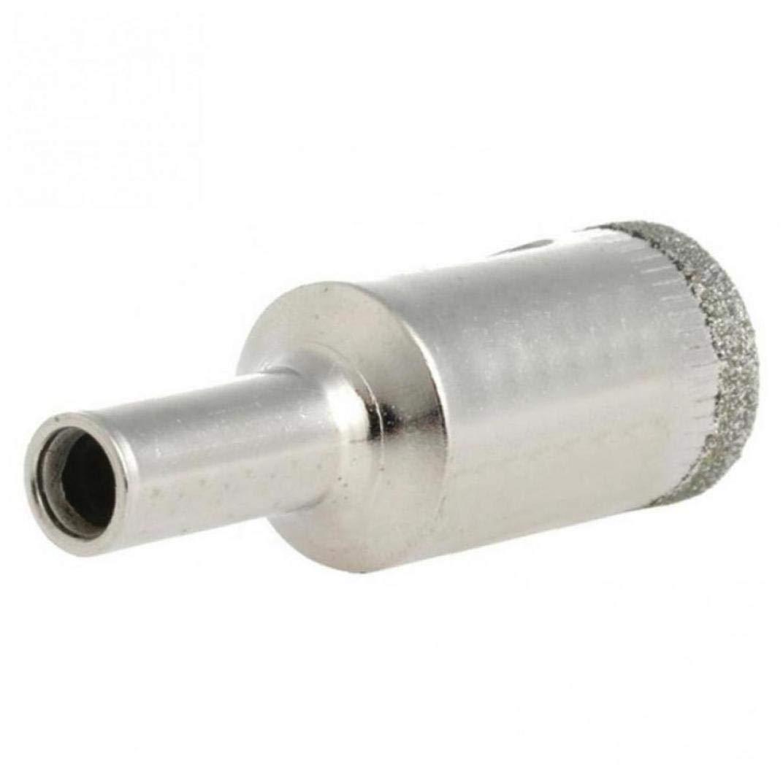 Angoter 10PCS 3-20mm Diamond Coated Core Sierra de perforaci/ón Juego de Brocas Herramientas para baldosas de m/ármol de Cristal 3 5 6 8 10 12 14 16 18 20 mm