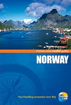 Traveller Guides Norway, 3rd 1848482264 Book Cover