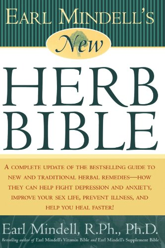 Earl Mindell's New Herb Bible for sale  Delivered anywhere in USA
