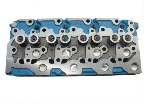 Diesel Cylinder Head - New Kubota V2203