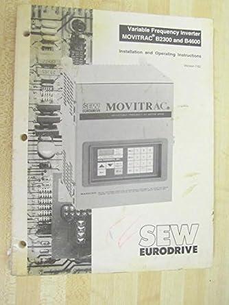 Sew-eurodrive products: movitools motionstudio.