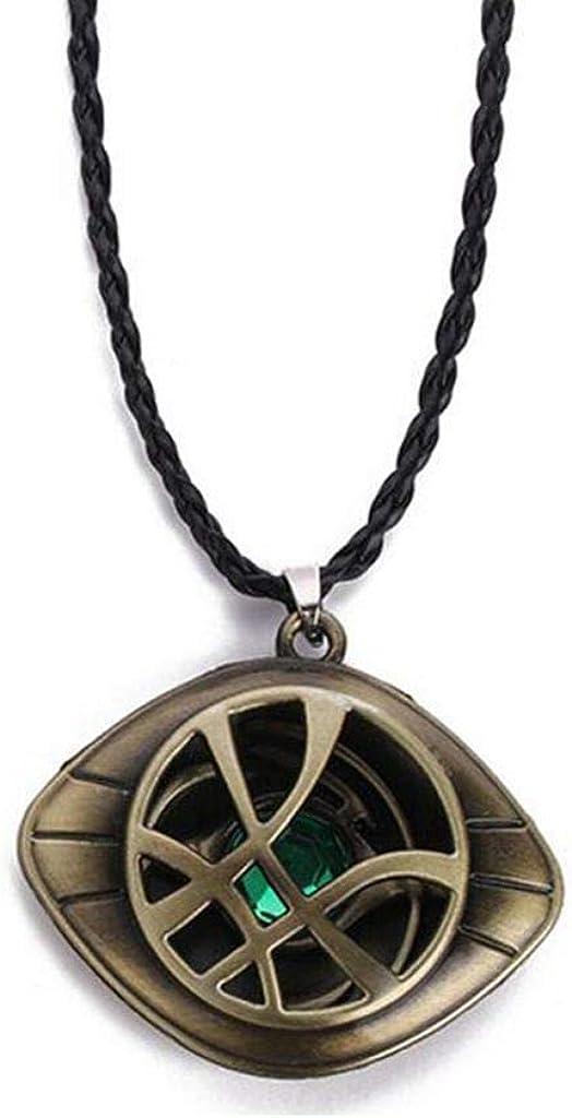Baoshihua The Eye of Agamotto Collar Colgante Doctor Strange ...