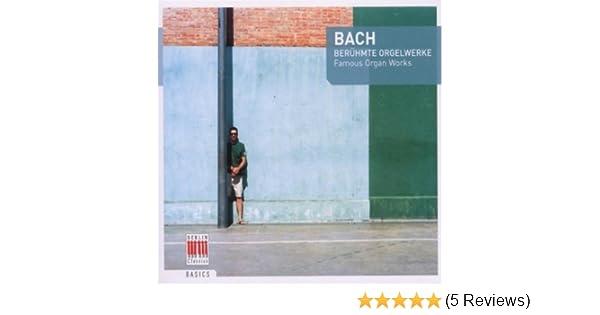 Bach: Famous Organ Works by Edward Power Biggs on Amazon Music - Amazon.com