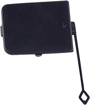 CITALL Right Hand Rear Bumper Tow Eye Hook Cover Cap