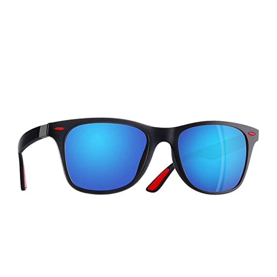 Amazon.com: Classic Polarized Sunglasses Men Women Driving ...