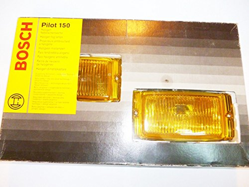 (Pilot 150 Halogen Yellow Fog Lamp Kit \With Wiring Relay Mounting Accessories 0305406902 )