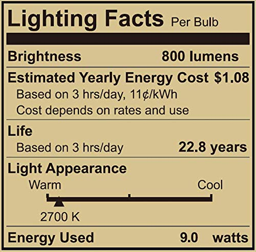 Sengled Smart Bulb Works with Alexa Echo Google Home IFTTT and Siri, BR30 E26 Dimmable Smart Light Bulbs with 2700K Soft White, 9W(65 Equipment) LED Light Bulb Hub Required, 2.4G and 5G, 650LM 6 Pack