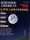 SCIENTIFIC AMERICAN, VOL. 271, NO. 4: SPECIAL ISSUE: LIFE IN THE UNIVERSE.