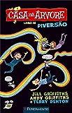 capa de A CASA NA ÁRVORE: LIVRO DE DIVERSÃO
