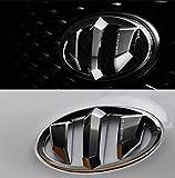 hyundai elantra trunk emblem - Sell by Automotiveapple, Detailpart Brenthon Front Hood Rear Trunk Emblem 2-pc Set For 2017 Hyundai Elantra : AVANTE AD