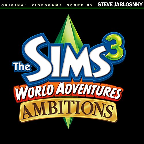 the sims 3 world adventures ambitions original. Black Bedroom Furniture Sets. Home Design Ideas
