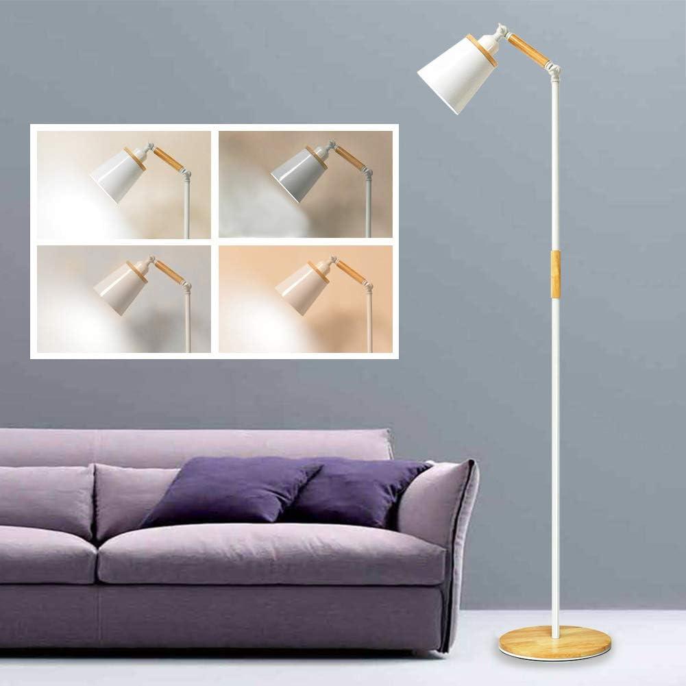 1 Light LED Floor Lamp, Daylight for