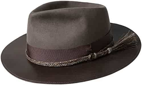 f22606f2 Shopping $200 & Above - Fedoras - Hats & Caps - Accessories - Men ...