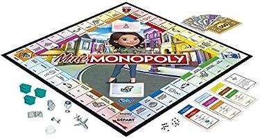 Sra. Monopoly - Juego de Mesa (versión Francesa): Amazon.es: Juguetes y juegos