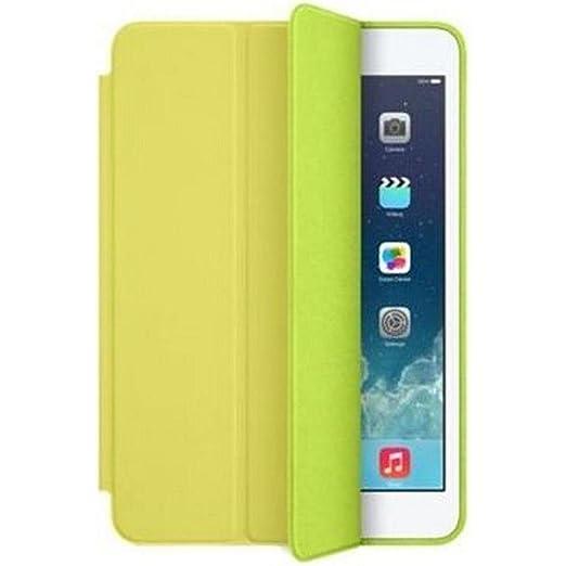 33 opinioni per Apple BT-ME708ZMA iPad Mini Smart Custodia Leather Yellow, Giallo
