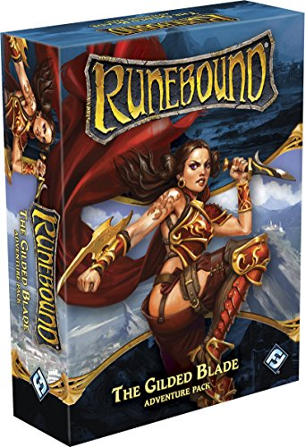 Runebound 3rd Edition: The Guilded Blade (Edition Blades)