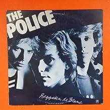 POLICE Reggatta De Blanc 1979 A&M SP 4792 LP Vinyl VG+ Cover VG+ Sleeve
