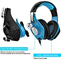 Gaming Headset for PS4 PSP