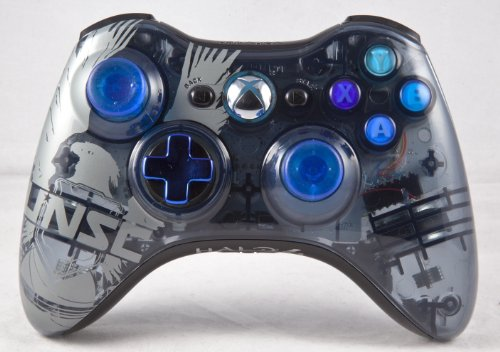 Halo 4 Limited Edition Drop shot, Auto-aim, Jitter Xbox 360