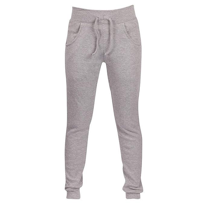 49ab1867 beautyjourney Pantalones de jogging lisos para mujer Pantalones de ...