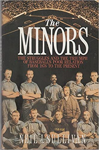 Book The Minors: The Struggles and the Triumph of Baseball's Poor Relation from 1876 to the Present