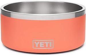 YETI Boomer 8, Stainless Steel, Non-Slip Dog Bowl, Holds 64 Ounces