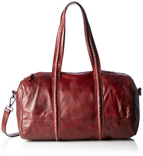 Laura Vita Albanie - Bolsa de bolos Mujer Rojo - Rot (WINE)