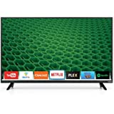 VIZIO D48f-E0 48-Inch 1080p LED Smart TV (2017 Model)