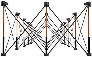 4 x-Cups CK15S C//S Bag 4 Quick Clamps Bora Centipede 4 x 8 Work Support Sawhorse