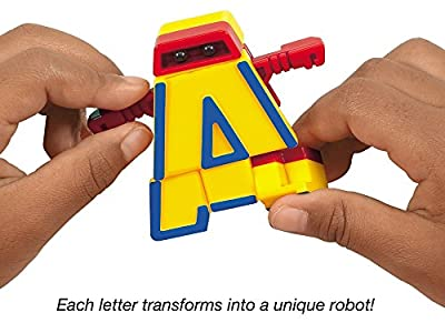 Lakeshore Alpha-Bots by Lakeshore Learning Materials