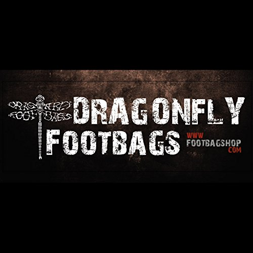 Dragonfly Footbags 32 Panel Proseries (Hacky Sack)