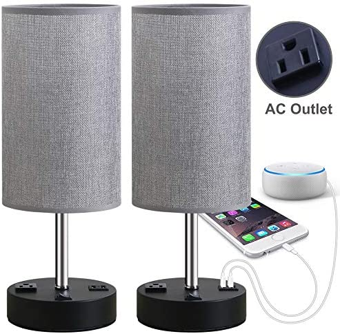 Focondot Bedside Nightstand Charging Cylinder product image
