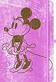 Teneues Minnie Mouse Retro - Cuaderno - Green Journal Small Mickey - Retro