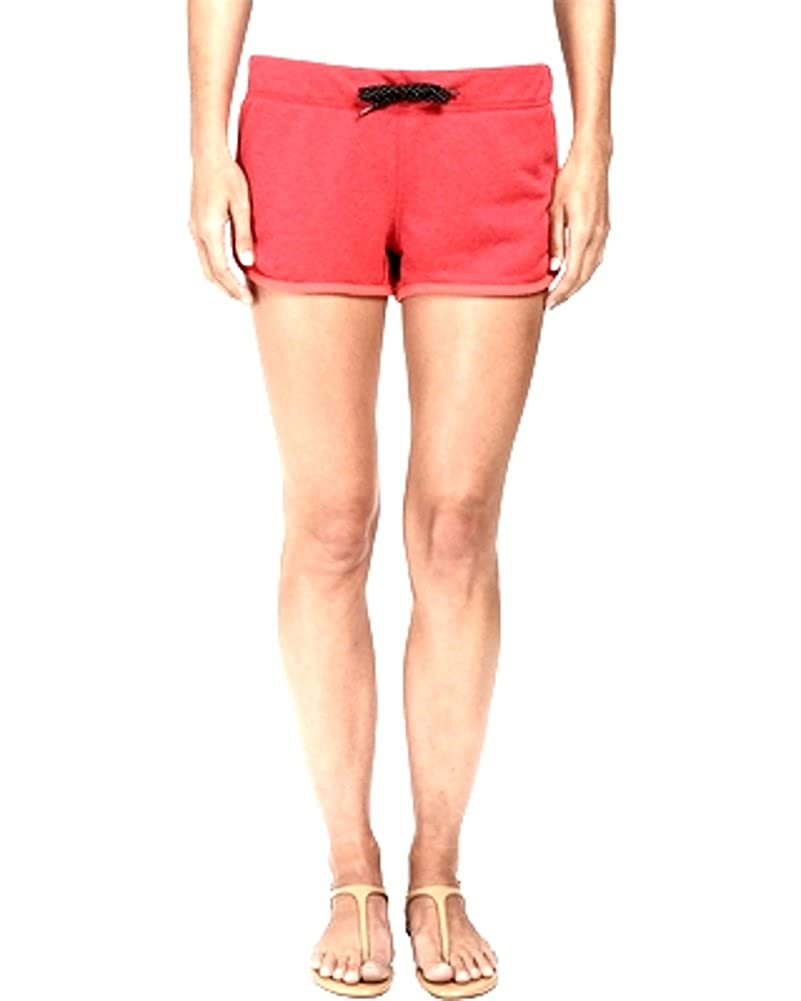 Hurley Juniors' Dri-Fit Fleece Beachrider Short Gym Red