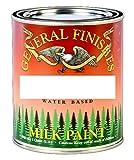 General Finishes Milk Paint Dark Chocolate Gallon