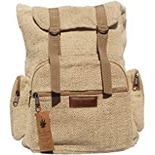 Core Hemp Backpack Rucksack Large Classic Multipurpose Backpack