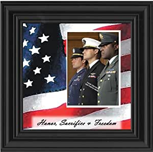 American Veteran Soldier Military Picture Frame 6599B