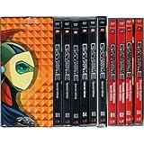 Goldrake 10 Dvd Serie Completa D/Visual + Box