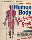Human Body Coloring Book, Outlet Book Company Staff and Random House Value Publishing Staff, 0517374889